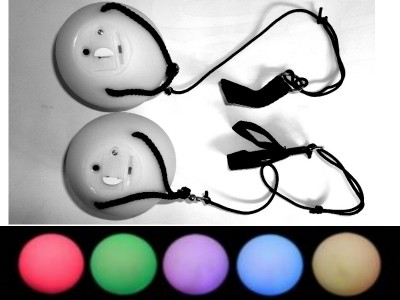 GLOWPOI MULTIFUNCTION set di 2 COMPLETO