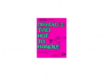 LIBRO DIABOLO 3 Two hot to handle inglese