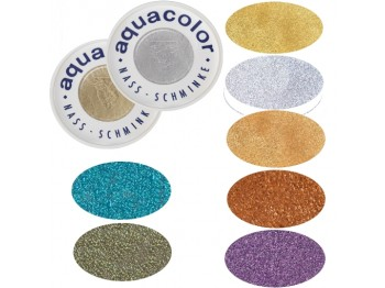 AQUACOLOR 30 ml METAL