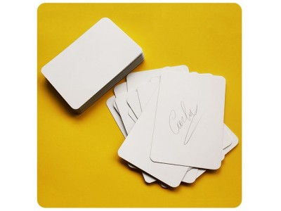 CARTE BIANCO PLUS DECK BY ASTOR