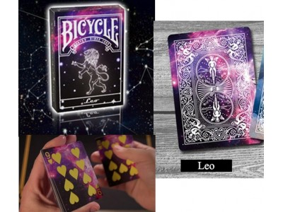 CARTE BICYCLE CONSTELLATION SERIES LEONE LEO
