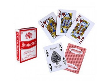 CARTE ARISTOCRAT CASINO' EXCALIBUR I JUMBO INDEX