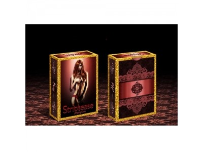 CARTE STRIPTEASE PLAYING CARDS